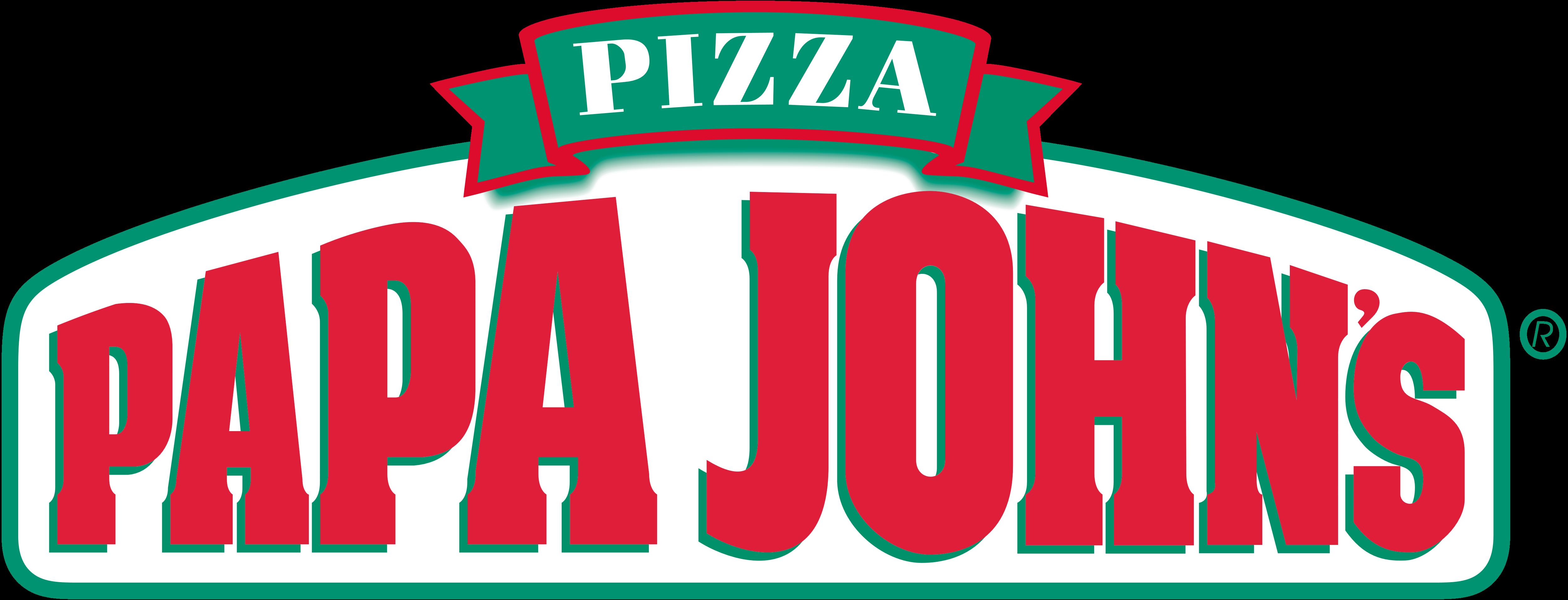 Papa John\'s Pizza.