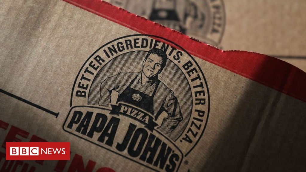 Papa John\'s logo to change after founder uses N.