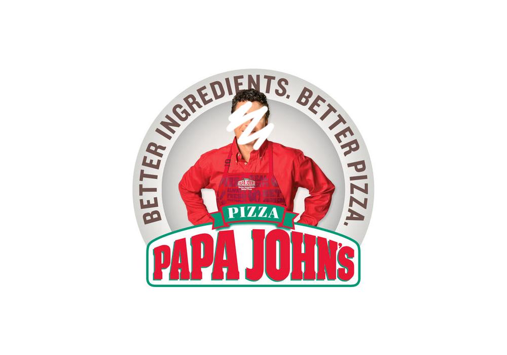 Brand New: Papa John\'s Damage Control.