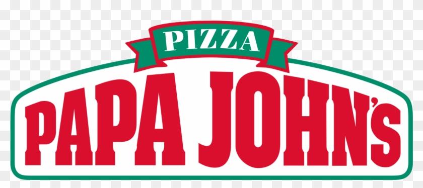 Papa John\'s Pizza Logo.