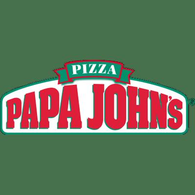Papa John\'s Logo transparent PNG.