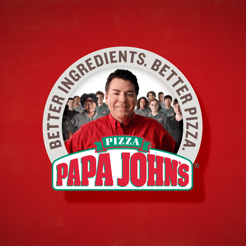 Papa John\'s Pizza Is Changing Their Logo In A Huge Way.