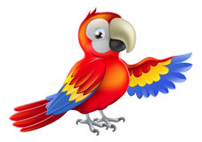 Parrot Stock Illustrations.