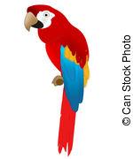 Papageien Stock Illustrationen. 11.303 Papageien Clipart Bilder.