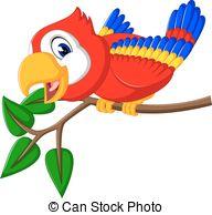 Papageien Stock Illustrationen. 10.823 Papageien Clipart Bilder.