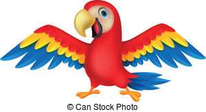 Parrot Illustrations and Stock Art. 10,839 Parrot illustration and.