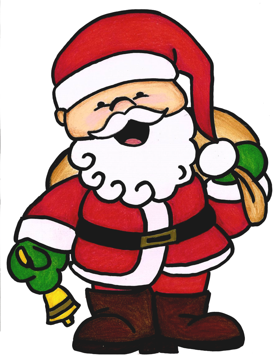 Imagens papai noel clipart images gallery for free download.
