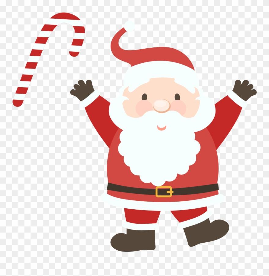 Santa Claus Clipart Png Image.