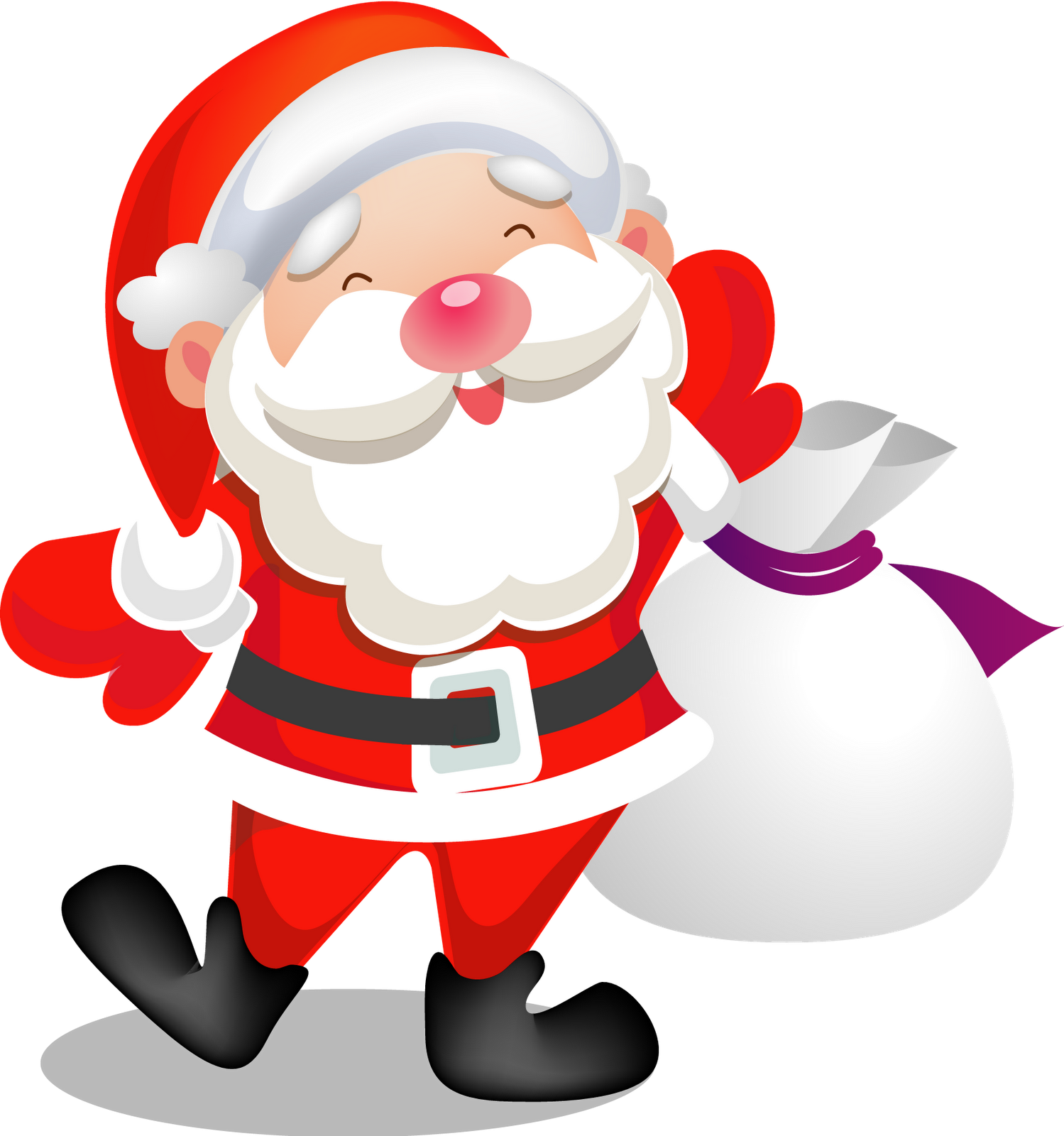 Papai noel em png clipart images gallery for free download.
