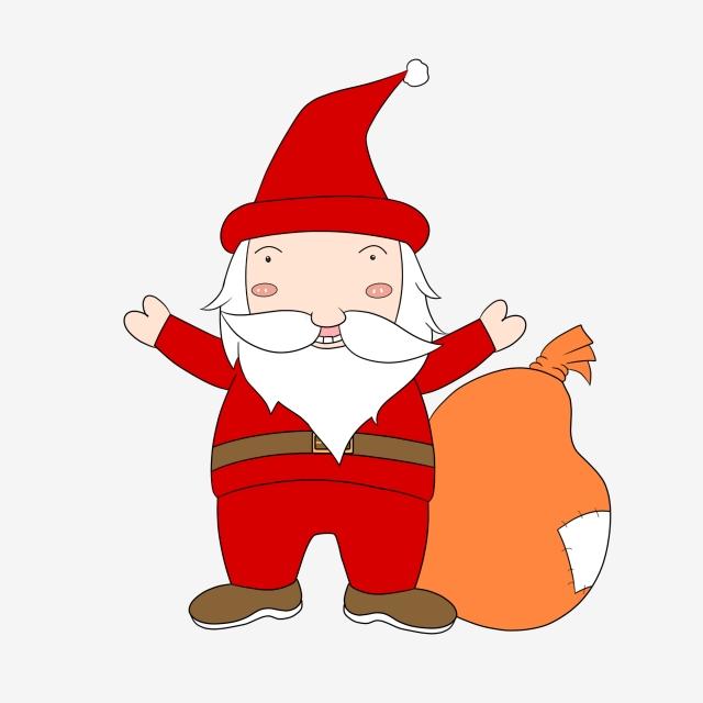 Papai Noel Papai Noel Natal Surpresa PNG Imagem para.