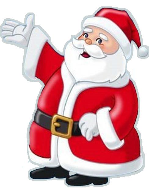 Pin de Kay Simmons em Christmas Santa.