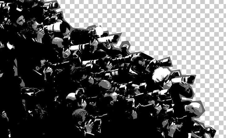 Paparazzi Photography PNG, Clipart, Black And White.