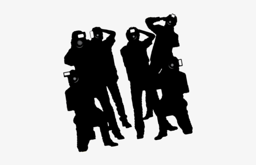 Paparazzi Png File.