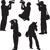 Paparazzi clipart 4 » Clipart Station.
