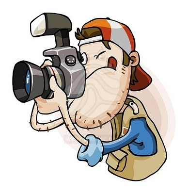 Paparazzi 20clipart.