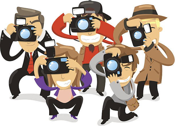 Paparazzi clipart 5 » Clipart Station.