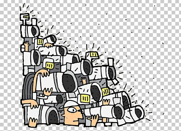 Paparazzi Cartoon Photography Illustration PNG, Clipart, Art.