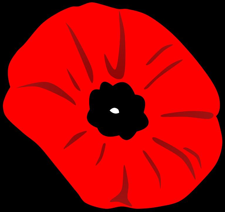 Free vector graphic: Poppy, Orange Poppy, Red Poppy.