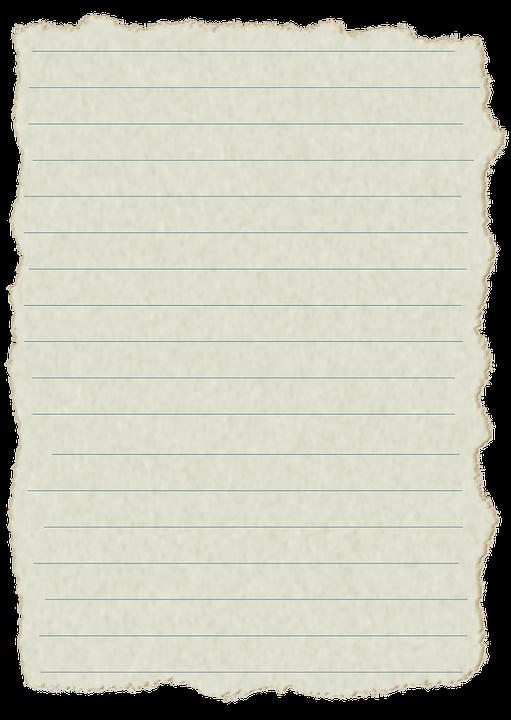 Papel De Carta Png Vector, Clipart, PSD.