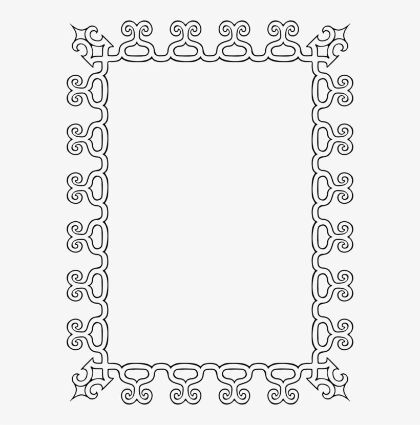 Paper Letter Drawing Papel De Carta Picture Frames.