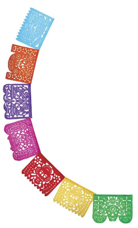 17+ best images about Papel Picado on Pinterest.
