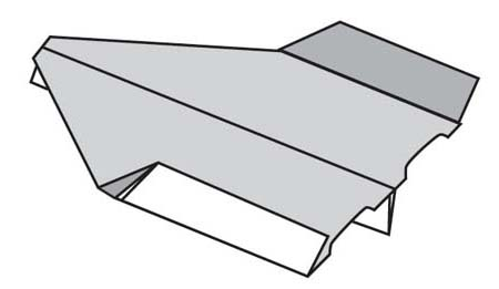 Paper Airplane Clipart.