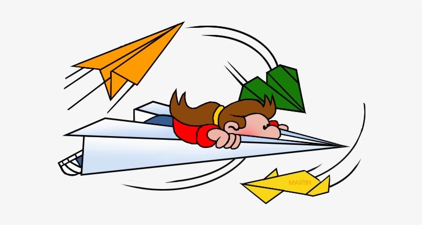 Paper Airplan.