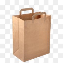 Paper Bag PNG.
