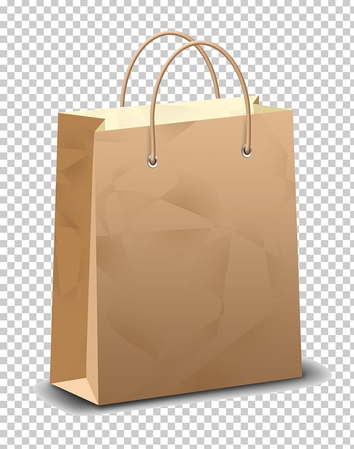 Shopping Bag Paper PNG, Clipart, Bag, Bags, Beige, Brand.