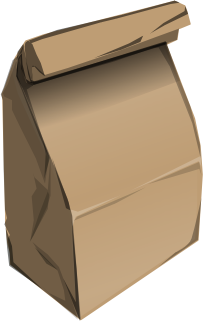 Free Paper Bag Clipart, 1 page of Public Domain Clip Art.