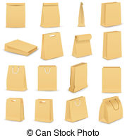 Paper bag Stock Illustrations. 32,654 Paper bag clip art images.