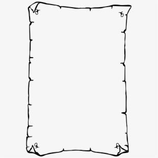 Paper Border Clipart.