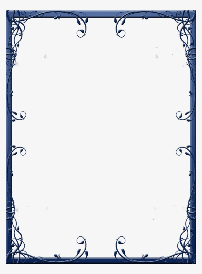 Cute Frames, Page Borders, Borders For Paper, Templates.