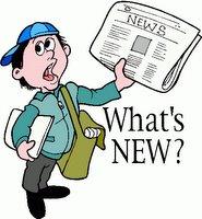 Clipart newspaper boy.