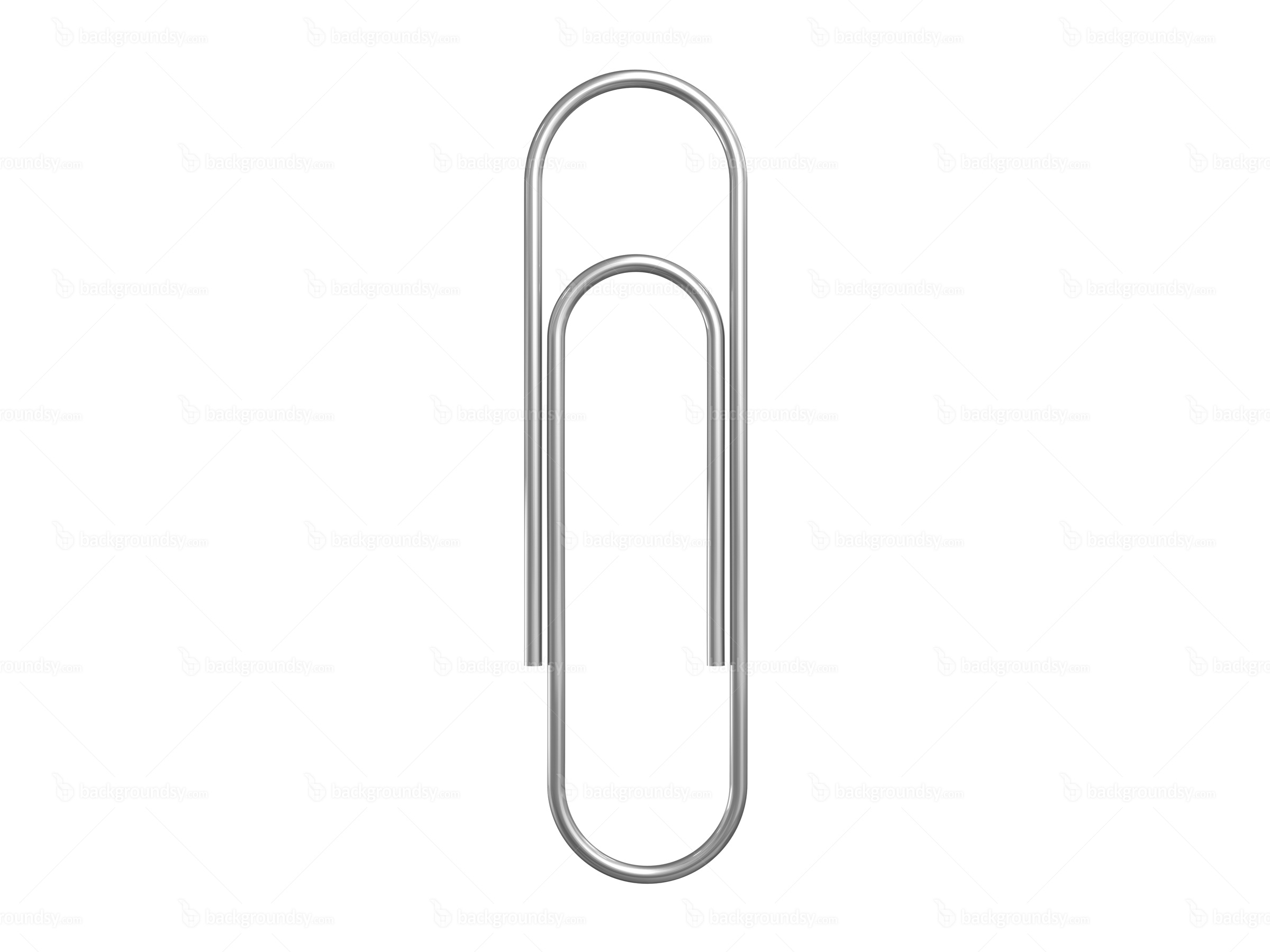 21+ Paperclip Png.