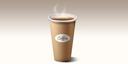 Free Paper Coffee Cup Cliparts in AI, SVG, EPS or PSD.