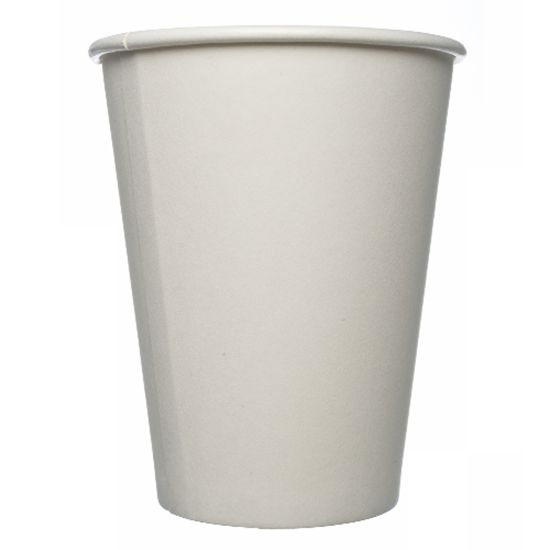 Double Wall White Paper Cup 8oz.
