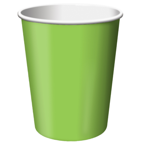 Biodegradable Paper Cup.