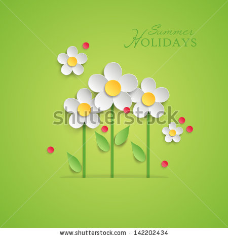 The Paper Daisy Stock Photos, Royalty.