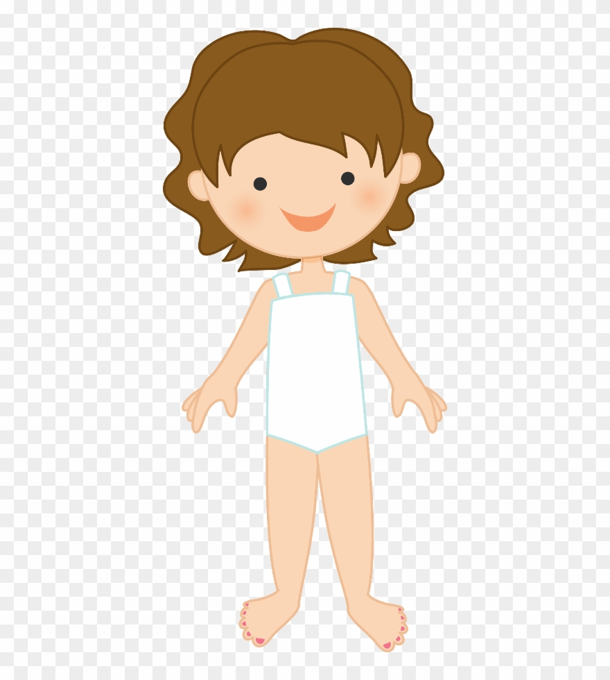 Costura E Roupas Jwi Dressupgirl Brownhair Png.