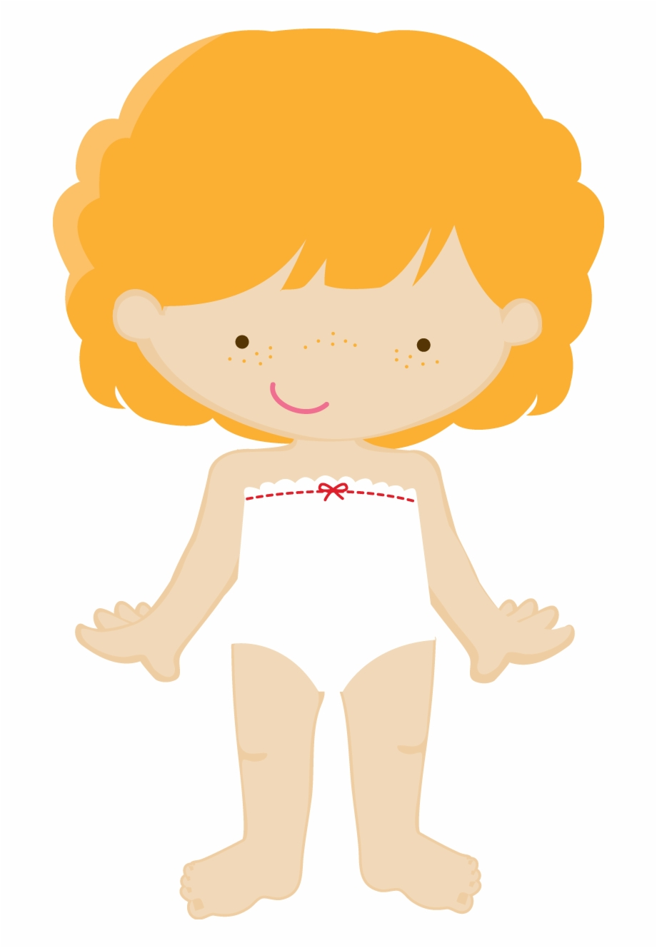 Tutu Clipart Baby Doll Dress.