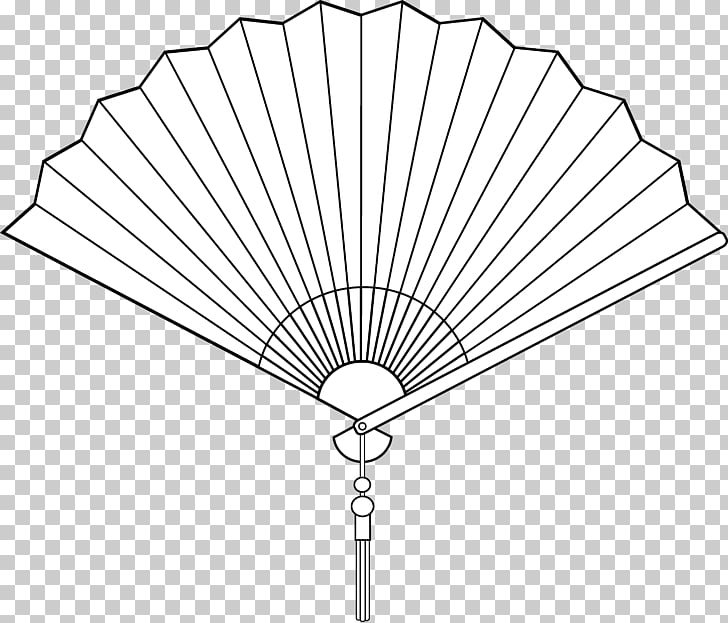 Hand fan Drawing , paper firework PNG clipart.