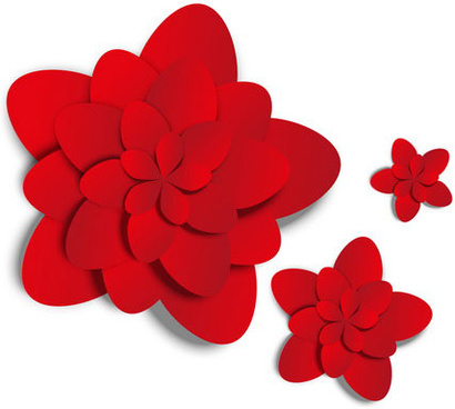 Paper flowers free vector download (13,582 Free vector) for.