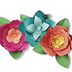 Paper Flower Kits.