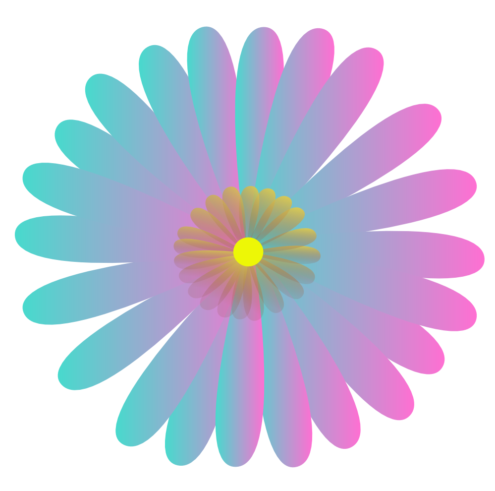 June Flowers: Paper Flower Clipart 20 Free Cliparts