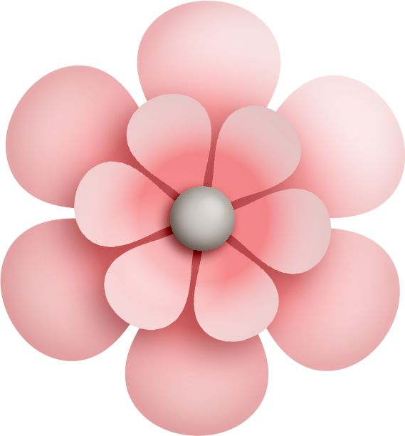 Free Paper Flower Png, Download Free Clip Art, Free Clip Art.