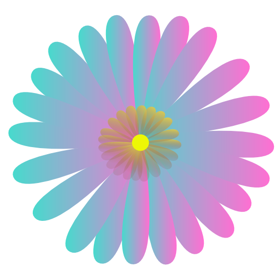 Paper flowers clipart - Clipground