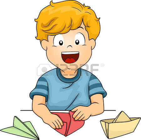 2,736 Paper Folding Stock Illustrations, Cliparts And Royalty Free.