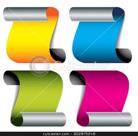 Folding Paper Clipart.