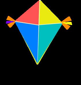 Custom Kite Clip Art at Clker.com.